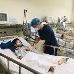 Japanese Encephalitis in Children admitted at Vietnam National Hospital of Pediatrics