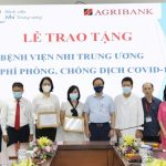 Agribank awarded VND 1 billion in funding for the prevention of Covid-19