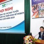 Vietnam National Children's Hospital summarizes outreach activities in the first 6 months of 2019